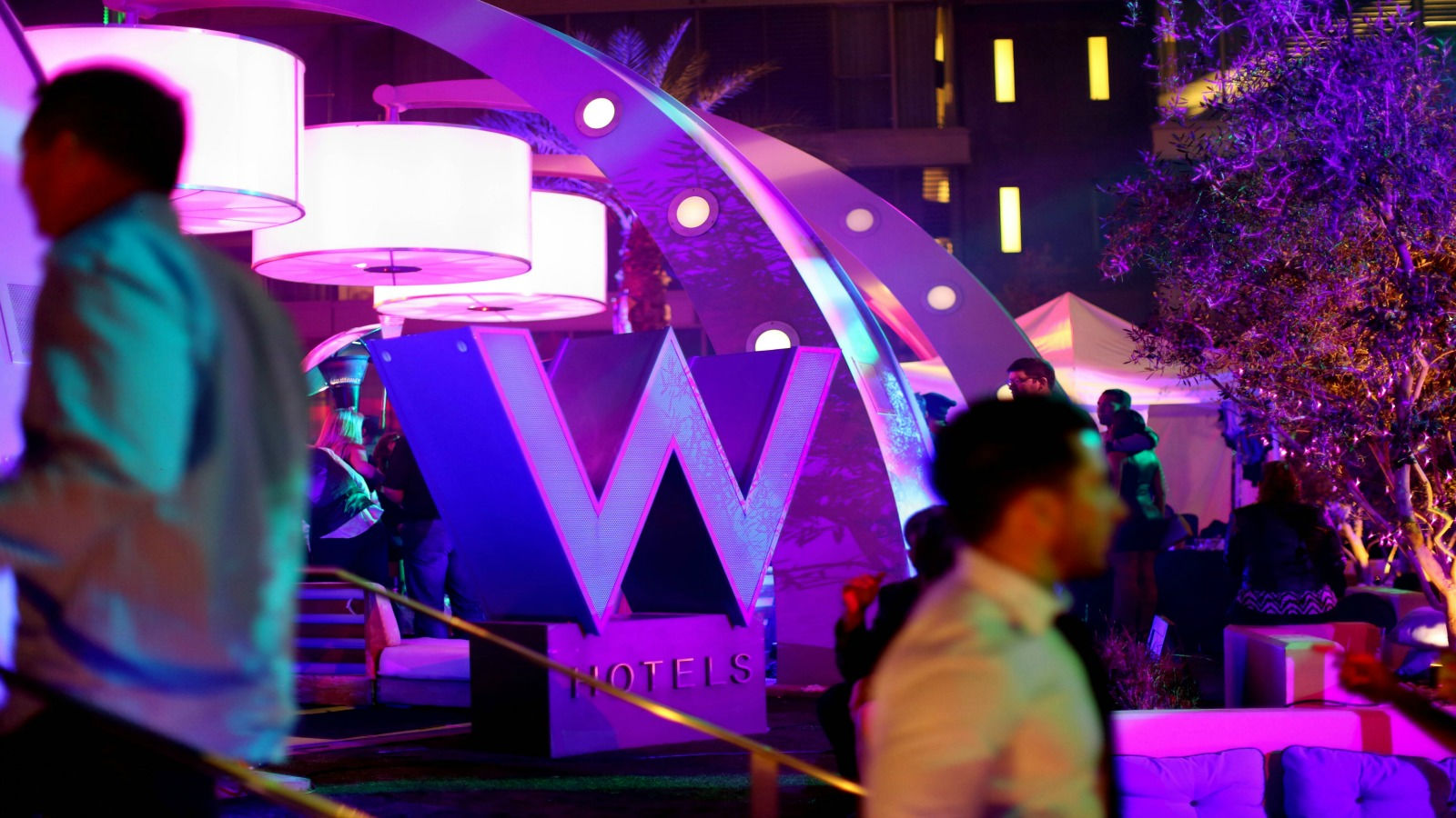 W Hotels Events