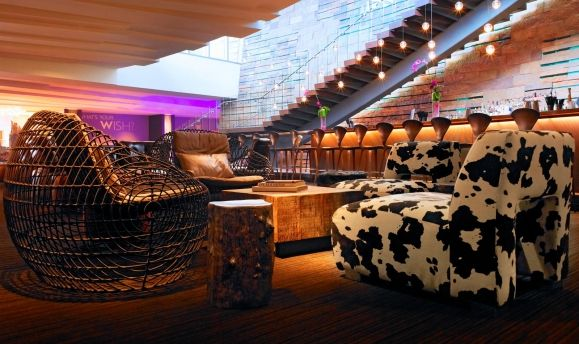 LIVING ROOM, LOUNGE & BAR | W SCOTTSDALE